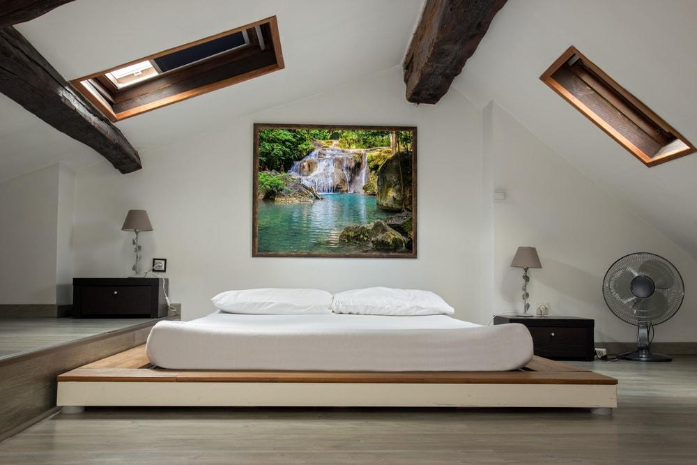 volwaardige slaapkamer